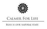 Calmer For Life logo